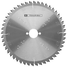 Circular Saw blade 210, 216, 254 x 30 negative, of Stehle , for Crosscut saws,