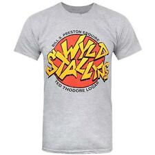 Bill And Ted - Wyld Stallions Men's T-Shirt Clothing - New & Official