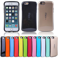 Shock-Absorbing Proof iFace Mall Revolution TPU Hard Case Cover for iPhone 6