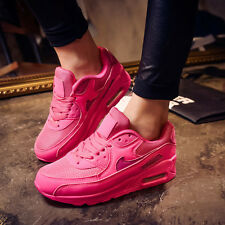 2015 Trendy Womens Air Max Lace Up Running Lace up Sport Sneakers Trainer Shoes