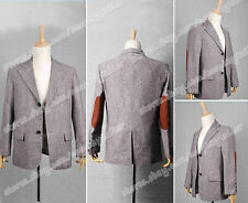 Who Purchase Doctor The 11th Doctor Cosplay Dr Matt Smith Suit Costume Well Made