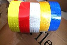 "Safety Caution Reflective Tape Warning Tape Sticker self adhesive tape 2""  3M"