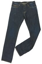 Just Cavalli dark blue denim jeans
