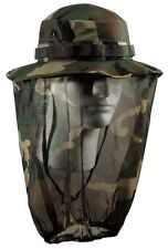 5833 Rothco Boonie Hat w/ Mosquito Netting