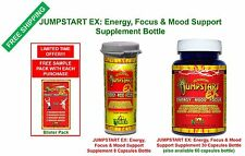 JUMPSTART EX: Energy, Focus & Mood Support Supplement