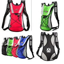 Water Bladder Bag Backpack Hydration Packs Camelbak Pack Hiking Camping 2L YK