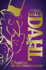 NEW Charlie and the Chocolate Factory by Roald Dahl Hardcover Book Free Shipping