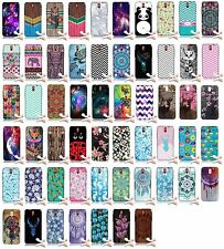 For HTC Desire 610 TPU Rubber Gel Skin Silicone Cover Protector Phone Case