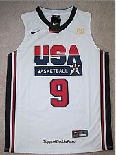 Nike Michael Jordan 1992 USA Basketball Dream Team Olympic Jersey