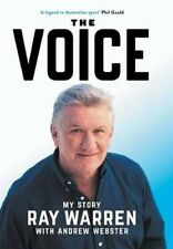NEW The Voice by Ray Warren Hardcover Book (English) Free Shipping
