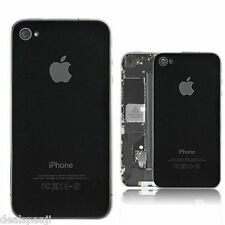 IPHONE 4/4S BACK GLASS PLATE OR PANEL/DOOR