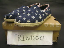 WOMENS TOMS CLASSIC SLIP ON NAVY FREETOWN STARS 10005689