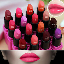 1× Make Up Long Lasting Moisturizer Waterproof Lipstick Lip gloss lipstick Matte