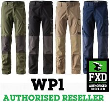 FXD WORK PANTS WP1 WP-1 WORKWEAR COTTON BRAND NEW TRADIES