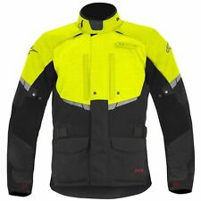 ALPINESTARS Andes Drystar Adventure Touring Jacket (Black/Yellow) Choose Size