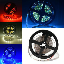 5M red blue White Non-Waterproof SMD 3528 Flexible LED Strip Light 300 Leds Xmas