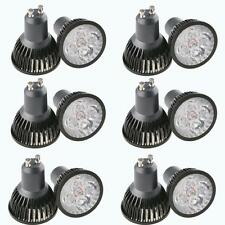 MR16 GU5.3 GU10 CREE Ultra Bright LED 4x3W ceiling lamp bulb 12W white light