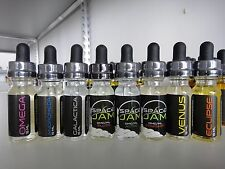 Space Jam Juice E liquid E-juice 15ml 0mg - Fast Shipping - Made In The USA