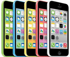 AT&T iPhone 5c 16GB Apple Smartphone Clean IMEI