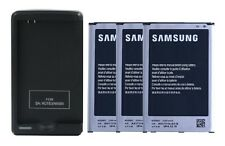 NEW 3200mAh OEM Battery+Charger For Samsung Galaxy Note 3 N9000 N9005 N900A N900