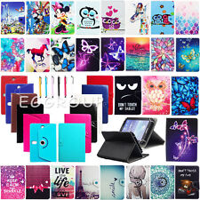 Universal Leather Stand Case Cover For Samsung Galaxy Tab 4 7.0 /8.0/10.1 Tablet