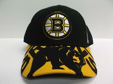 Boston Bruins Reebok 2015 Official NHL Draft Cap Stretch Fit Fitted Hat