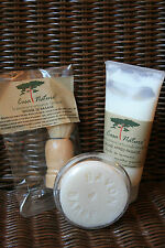 Shaving brush, shaving soap, crafted after-shave Balm-Casa Nature
