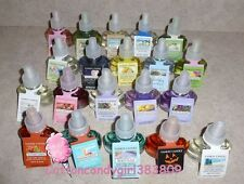 Yankee Candle Electric SCENT-PLUG REG & HOLIDAY REFILLS ~YOU CHOOSE! *New*
