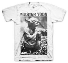 STAR WARS MASTER YODA OFFICIAL T-SHIRT