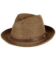 NEW Tilley R14 Raffia Fedora - Same day Shipping