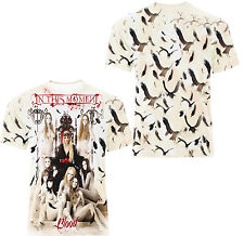 IN THIS MOMENT BLOOD T-SHIRT MEN  ALL OVER PRINT