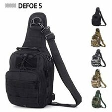 Black Tactical Fishing Camping Equipment Outdoor Sport Nylon Wading Chest Bag