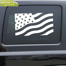 Flag of United States USA American Flag Style e Car Trunk Decal Sticker