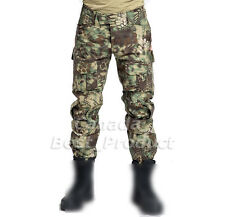 Tactical Airsoft Shooting Paintball Combat Pants Knee Pads Mandrake Kryptek