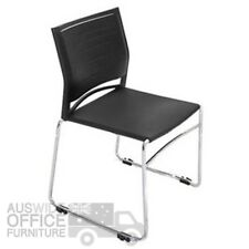 Rapidline Visitor Conference Chair Poly Zest Office Furniture