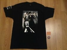 """NEW Comic Con SDCC 2014 """"Sin City: A Dame to Kill For"""" T-Shirt & Poker Chip"""