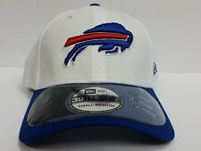 Buffalo Bills Cap New Era 39Thirty Stretch Fit Fitted Hat 2015 Training Camp