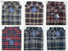 Flannel Shirt Mens Size 2X 3X 4X 2XLT Nwt Croft & Barrow Western Big & Tall New