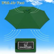 11.5ft 8-Rib Patio Umbrella Cover Canopy Replacement Top Outdoor