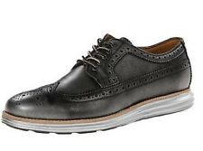 Cole Haan Mens Lunargrand Long Wing Tip Lace Up Casual Business Dress Shoes