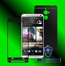 HTC One Max - Carbon Skin, Full Body Case Cover Protector, Decal Wrap
