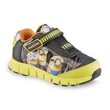 *NEW* DESPICABLE ME MINIONS Athletic/ Sneakers~ Sz: 7, 8, 9, 10, 11,12