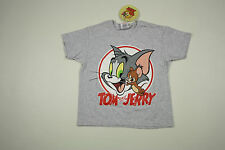 Tom & Jerry Kinder Kids T-Shirt Cartoon Gr. Size 104 116 128 140 152 164