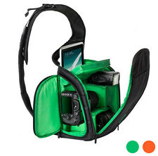 High Quality Waterproof Sling Camera Bag DSLR Case Perfect For Nikon For Sony