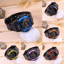 Waterproof Watch Multifunction Child Boy's Girl's Sports Electronic Watches HG