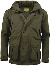 MEN's Game Pelle di Talpa STEALTH giacca impermeabile caccia | SHOOTING | Giacca Outdoor