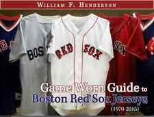Game Worn Jersey Guide - Red Sox, DOWNLOAD VERSION