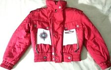 HEAD SPORTSWEAR RED SNOW / SKI JACKET FOR GIRLS - PETITES SIZE 4 - EXCELLENT
