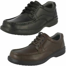 MENS CLARKS LEATHER LACE UP CASUAL FORMAL OFFICE WORK SHOES KEELER WALK