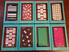 100% Authentic Kate Spade New York case cover iPhone 5 5s & 5c Choose Color USED